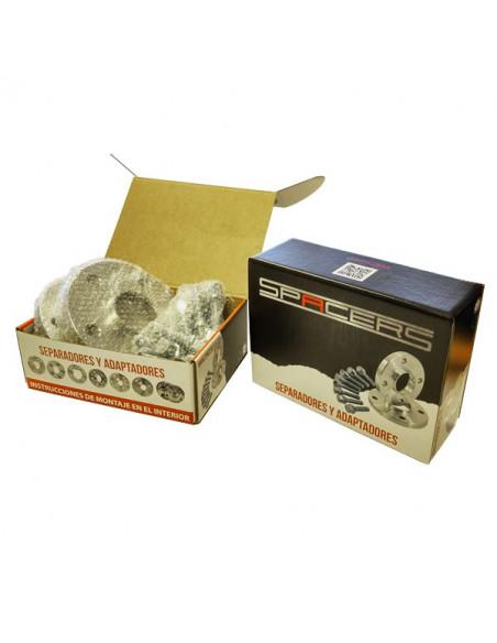 KSDC174X9858LL17     -KIT SEPARADOR 17mm D/C 4X98 58,1 FIAT ALFA LANCIA LLAVE 17
