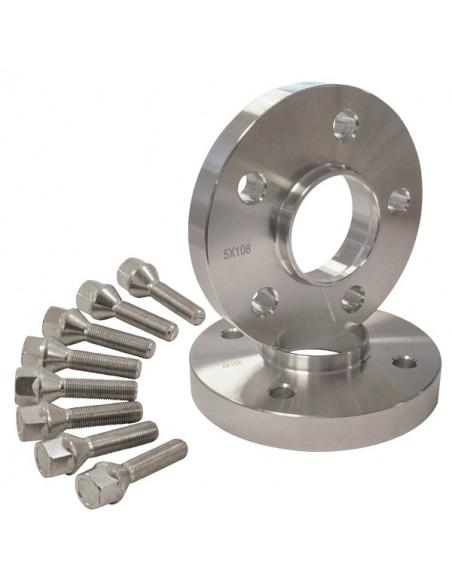 KIT SEPARADOR 12mm. D/C 5X112 NEW AUDI/ T. Esférico 14X150