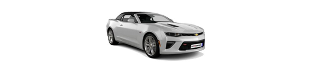 CAMARO 6.2 CONVERTIBLE - COUPE STAGGERED